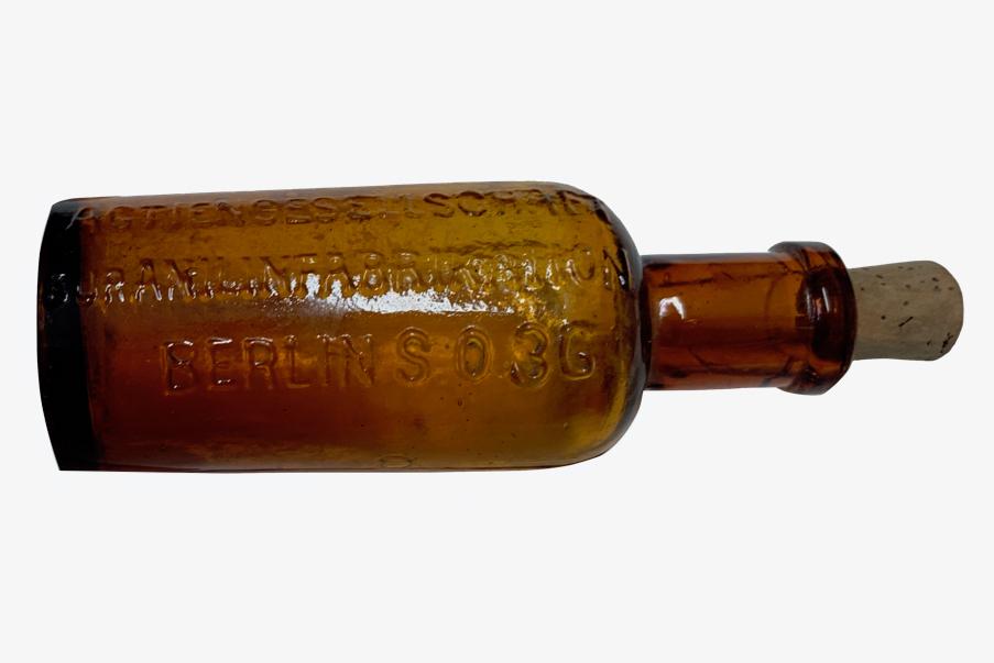 Petit bouteille berlinoise de 1914
