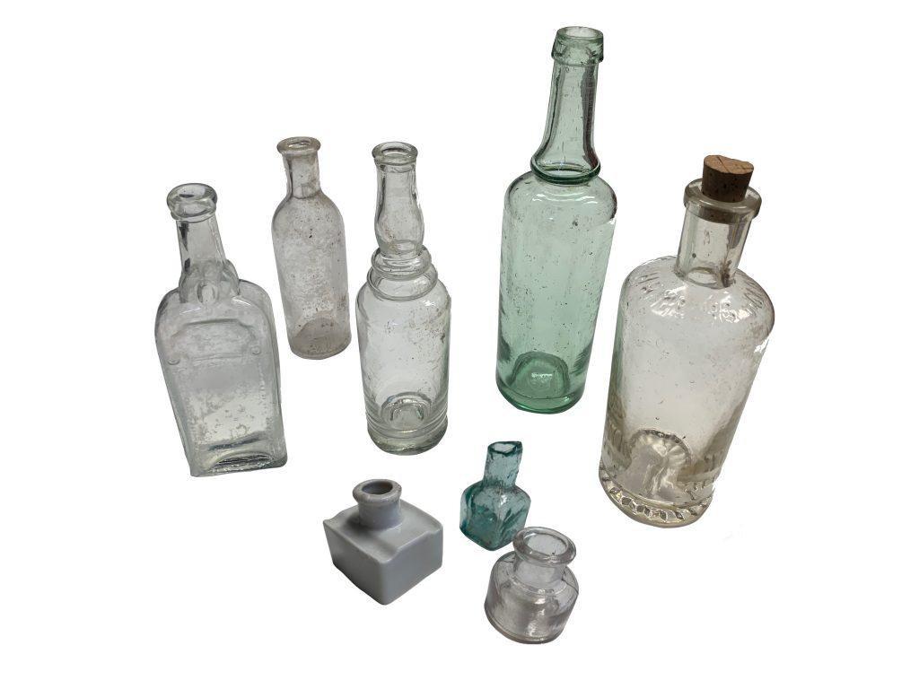 Les objects en verre de la première guerre mondiale