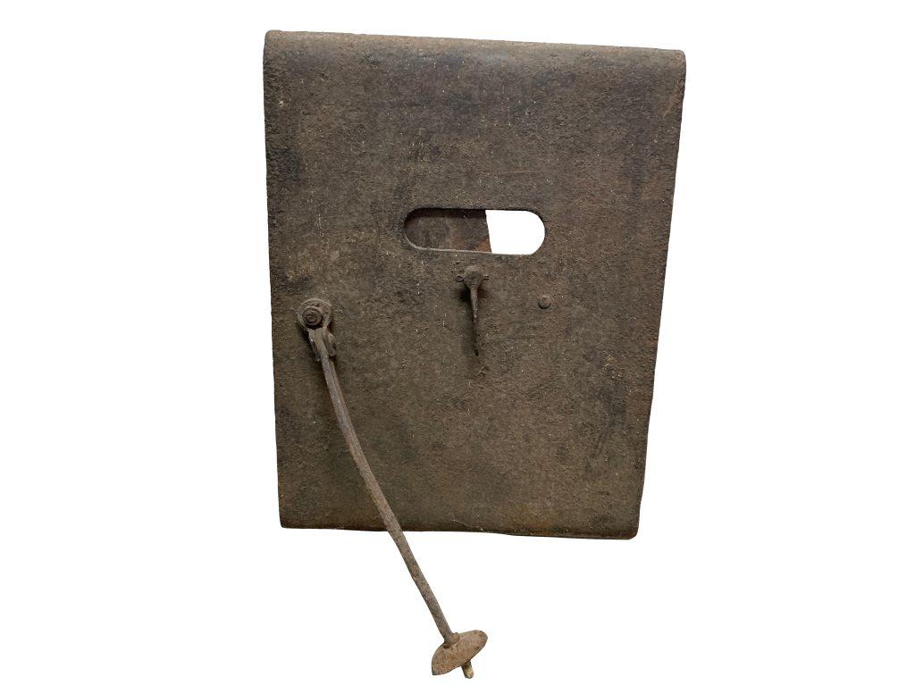 Sturmschild plaque de tranchée allemande
