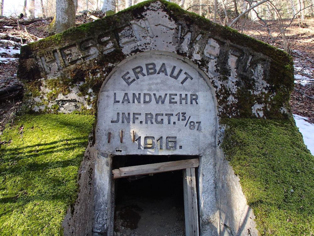 Bunker allemand du Hessenwerk
