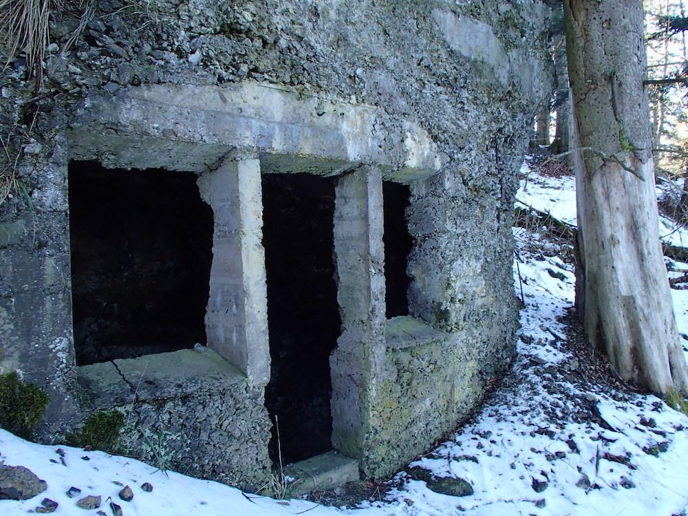 Bunker Allemand du SP0 0.