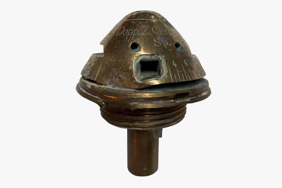 Fusée d'obus allemand Dopp Z 91