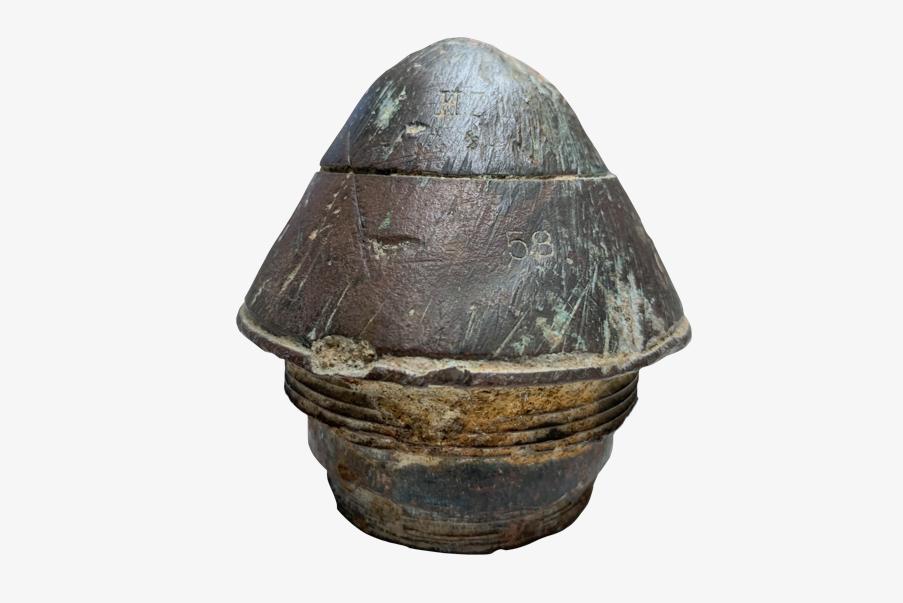 Fusée d'obus HZ allemande