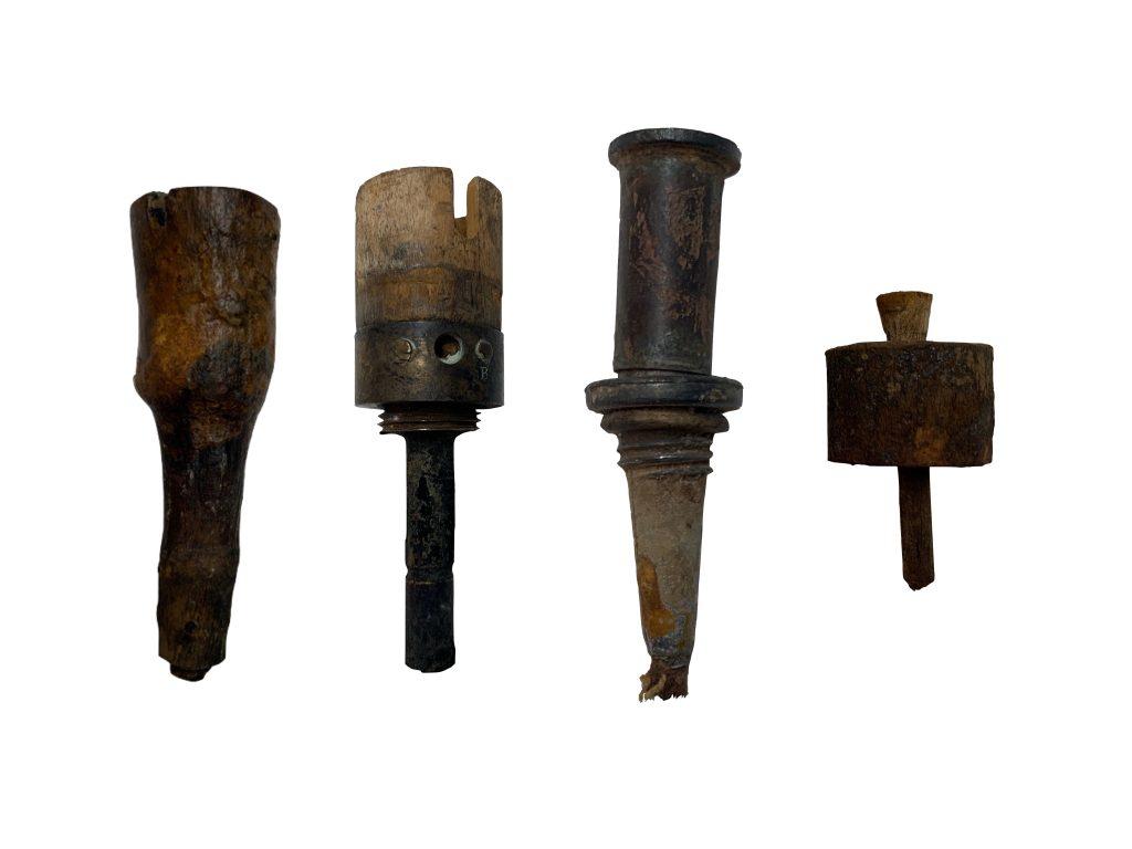 Allumeurs de grenades Françaises 1914-1918