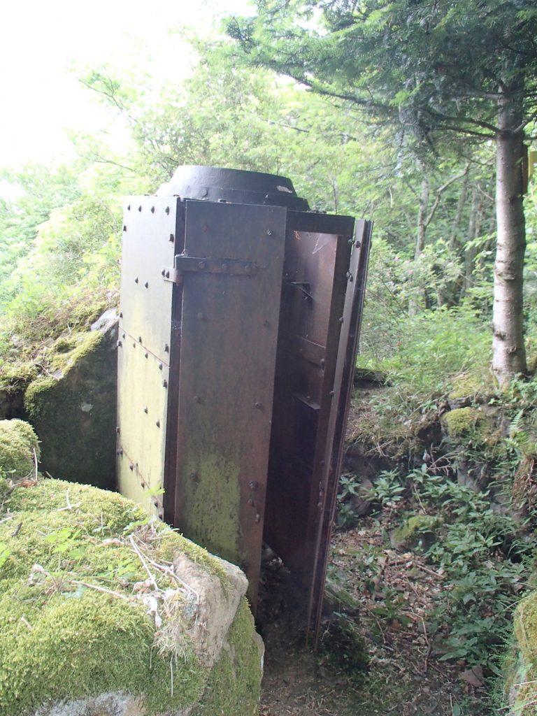 Observatoire mobile Français du Vieil Armand.