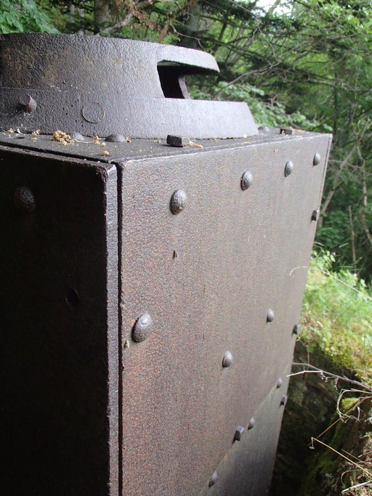 Observatoire mobile Français du Hartmannswillerkopf.